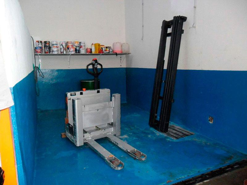 Assistência técnica empilhadeira elétrica